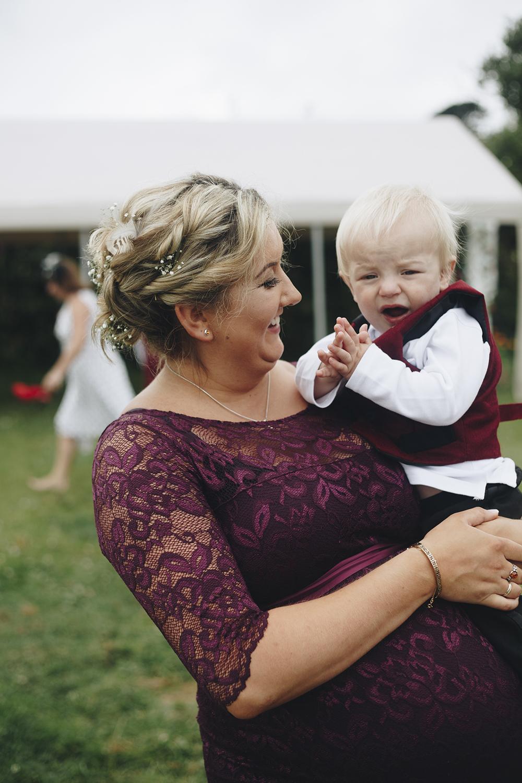 Family photoshoot Cornwall
