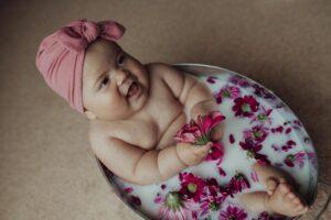 newborn photoshoot cornwall